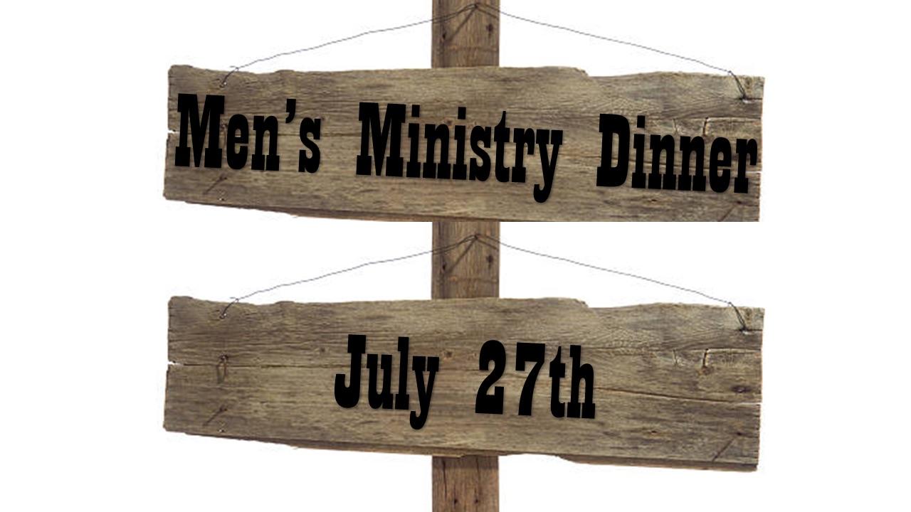 Men s ministry dinner jpeg