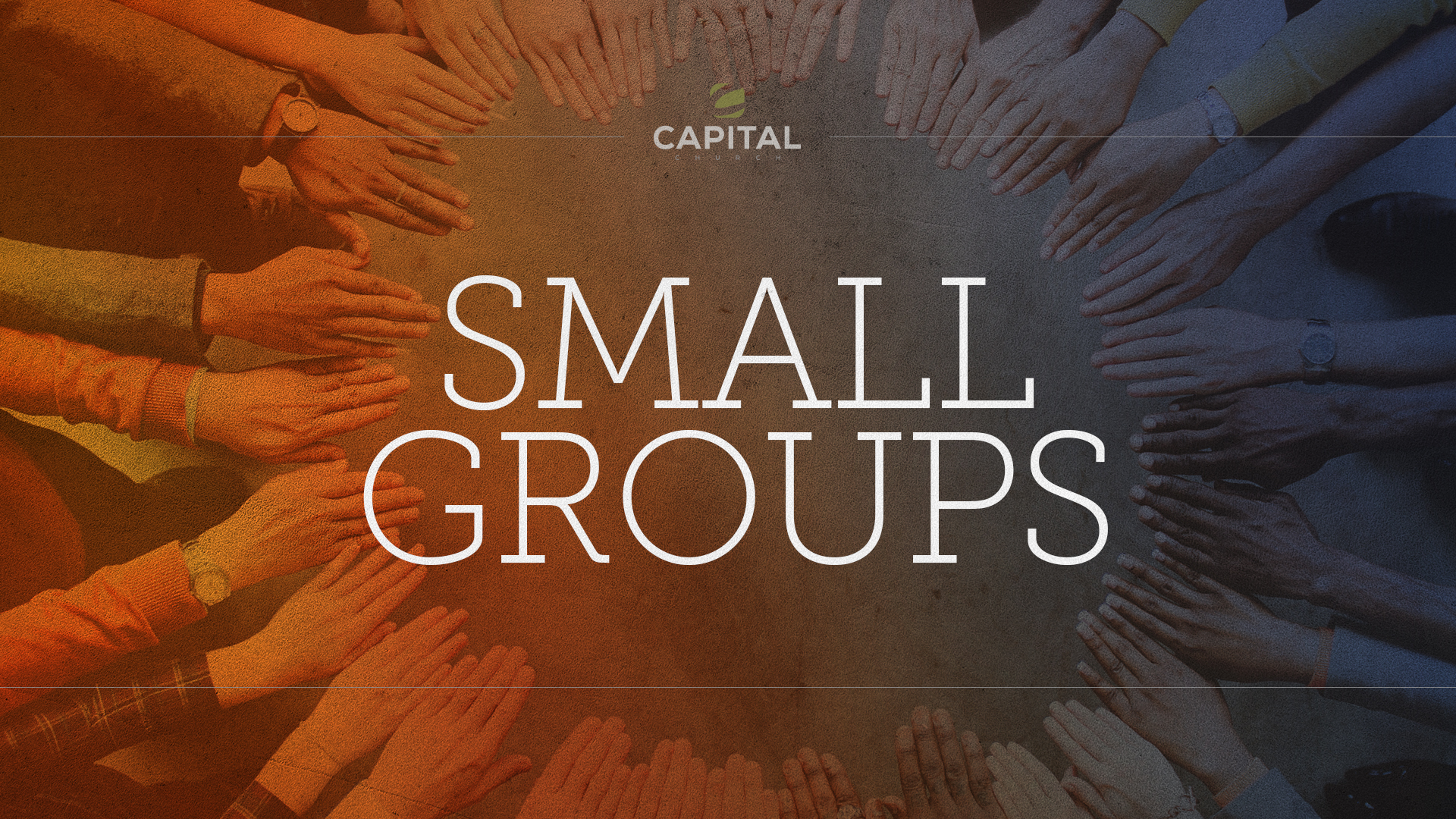 Small groups graphic