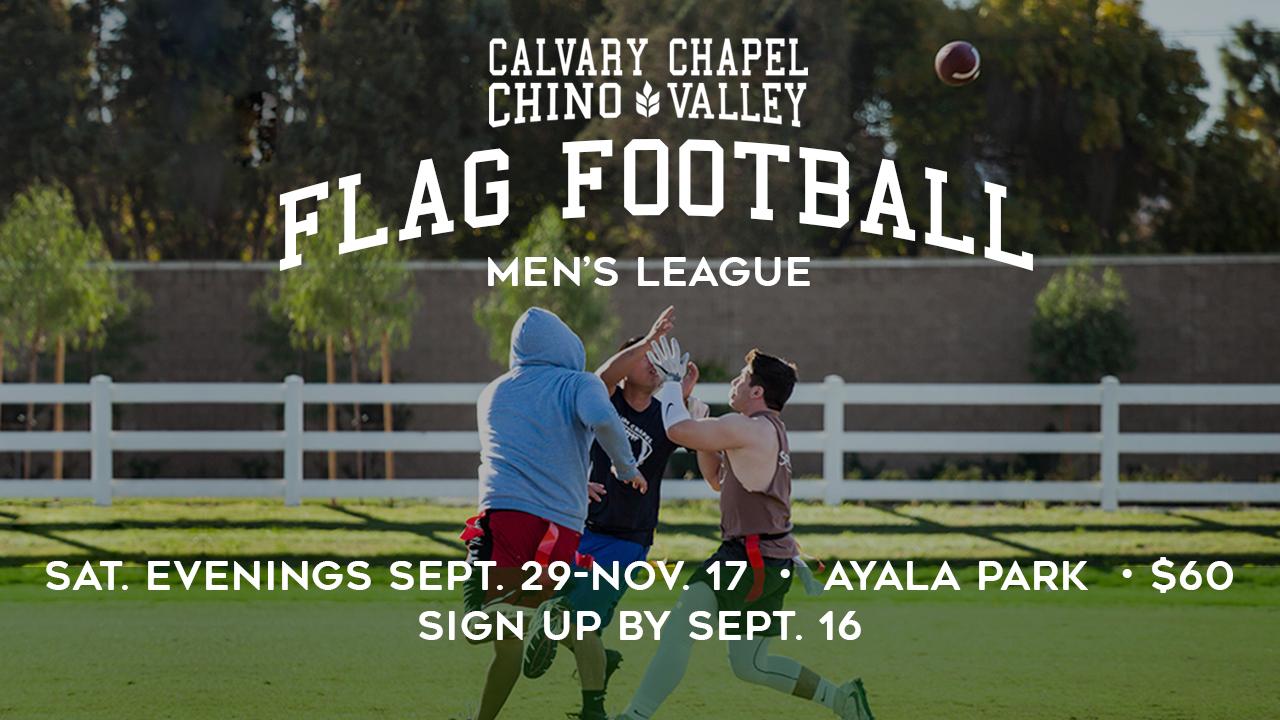 Cg flagfootball