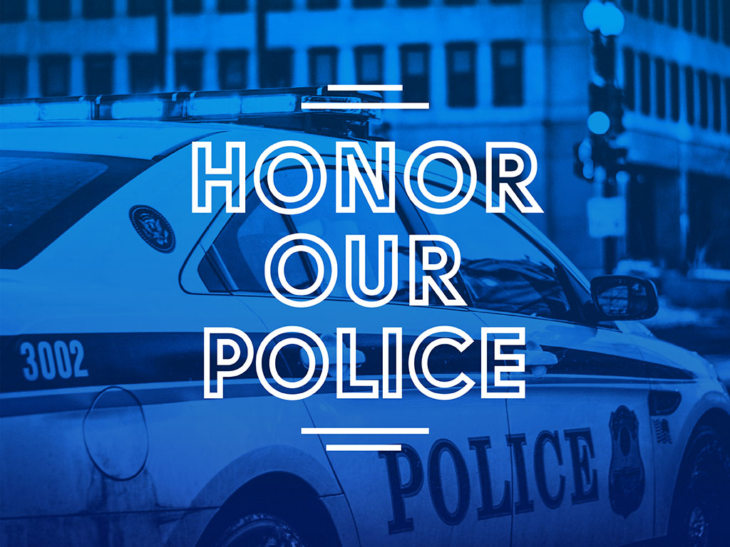Honor police planning center