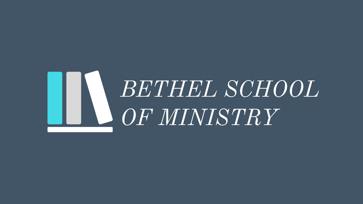 Bethel School of Ministry  logo image
