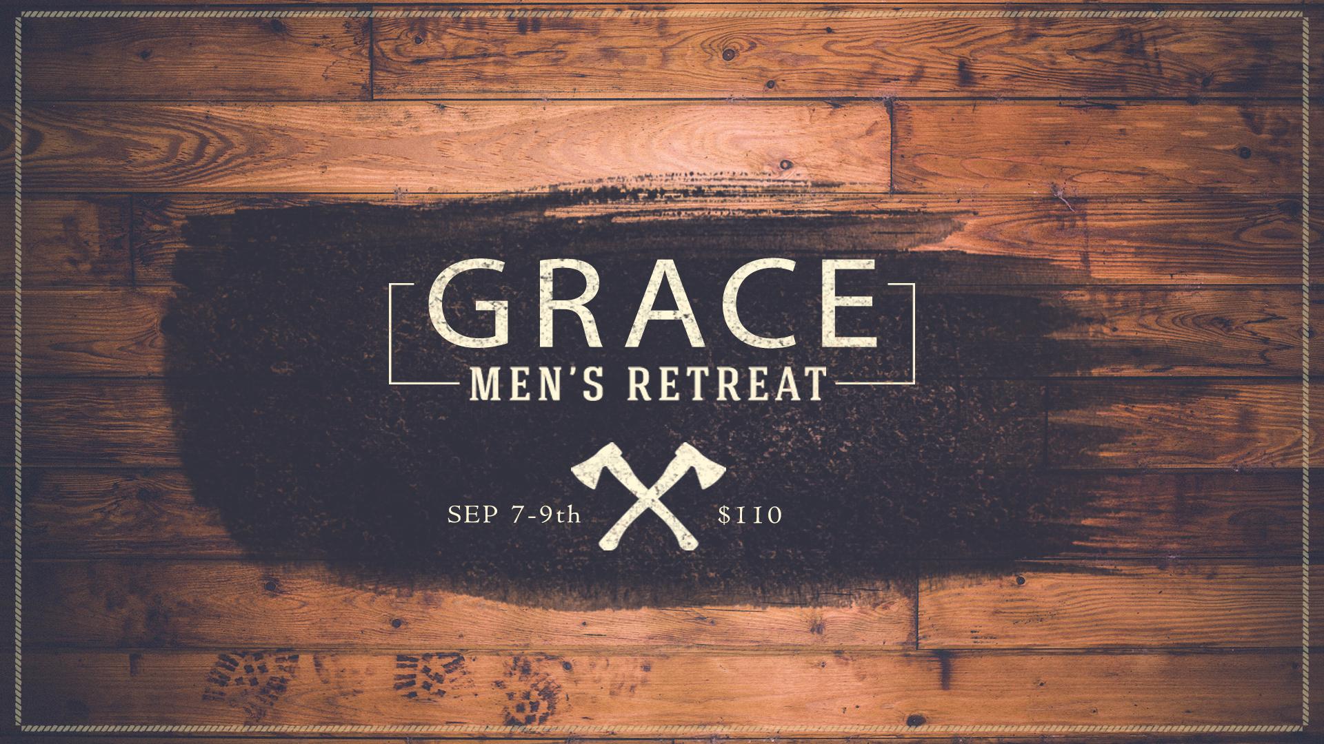 Men s retreat ministry
