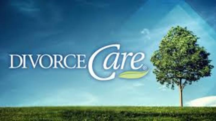 Divorce Care Ministry  logo image