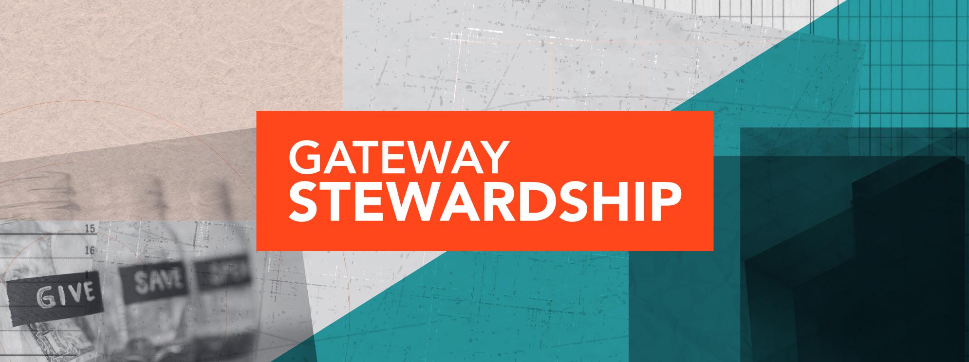 New stewardship logo