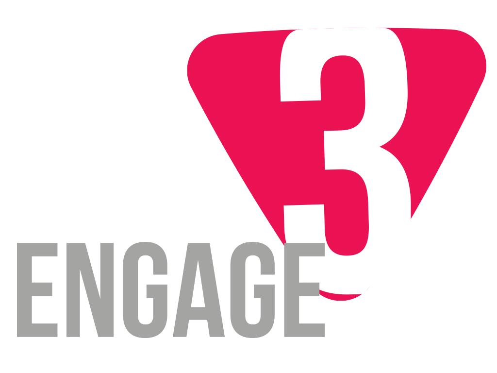 Engage 3 logo planning centre registrations
