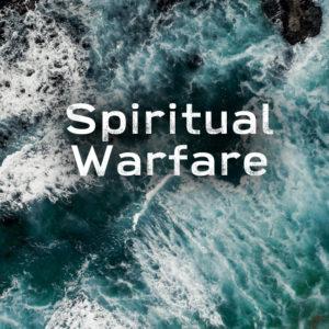 Spiritual warfare logo