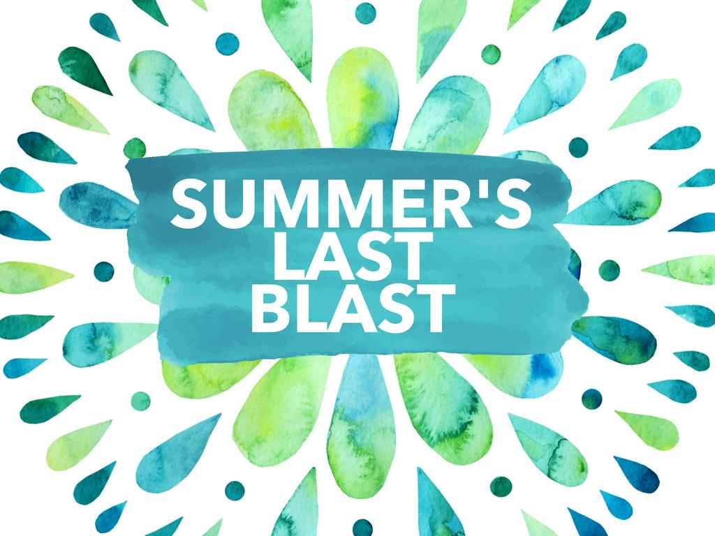 Summer s last blast regis