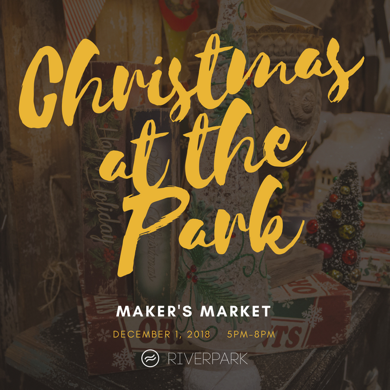 Christmas at the park  1