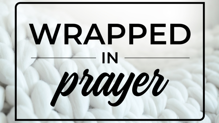 Wrapped in Prayer logo image