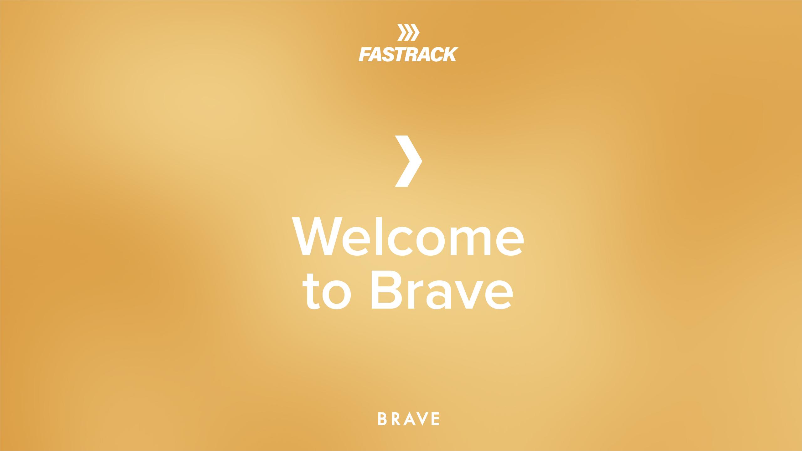 Welcomefasttrack