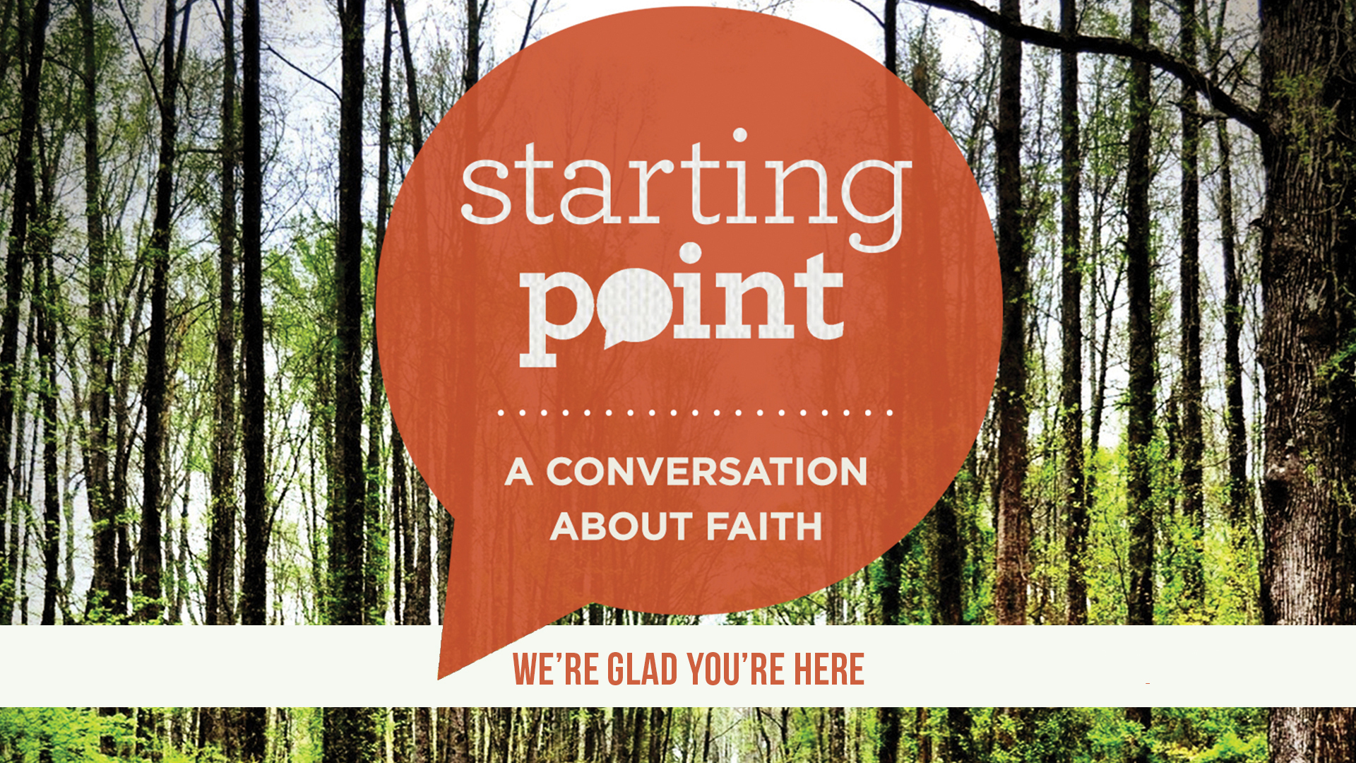 Startingpoint welcome