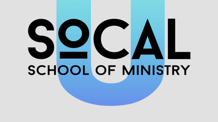 SoCAL U School of Ministry logo image