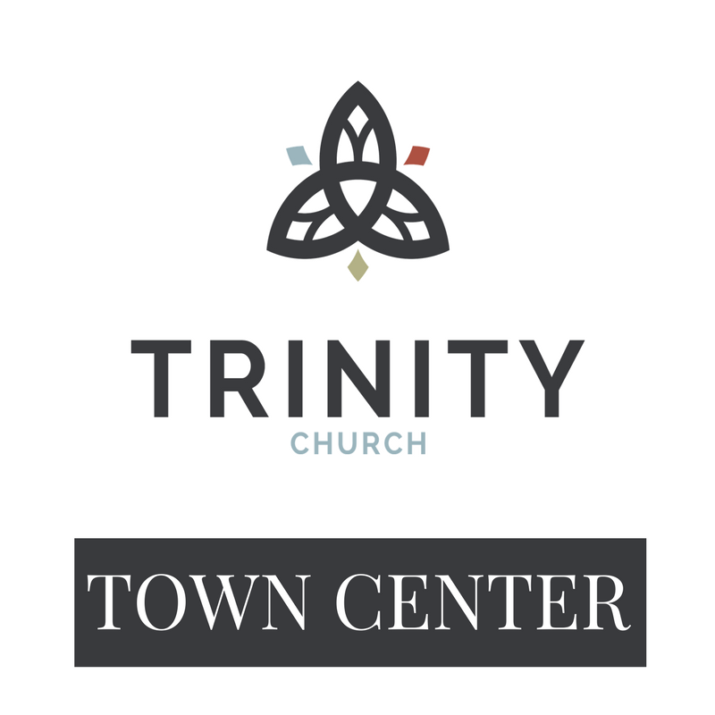 Trinity town center logo