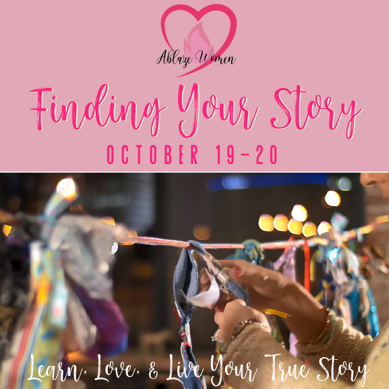 Finding your story 1