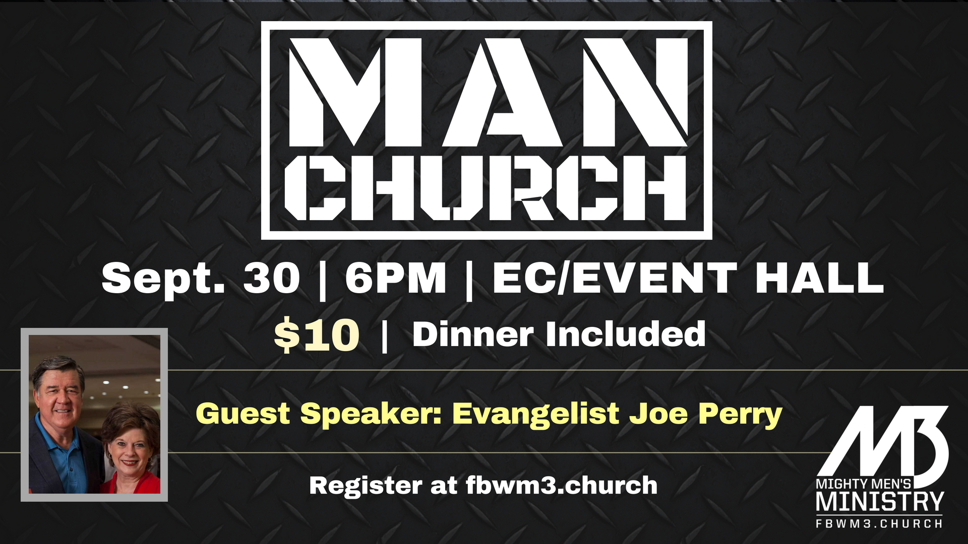 Man church pp slide september 30  1