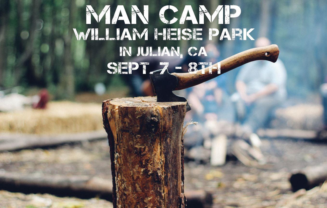 Man camp blank