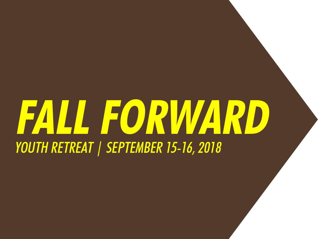 Fall forward pcreg