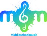 Logo msmusic color