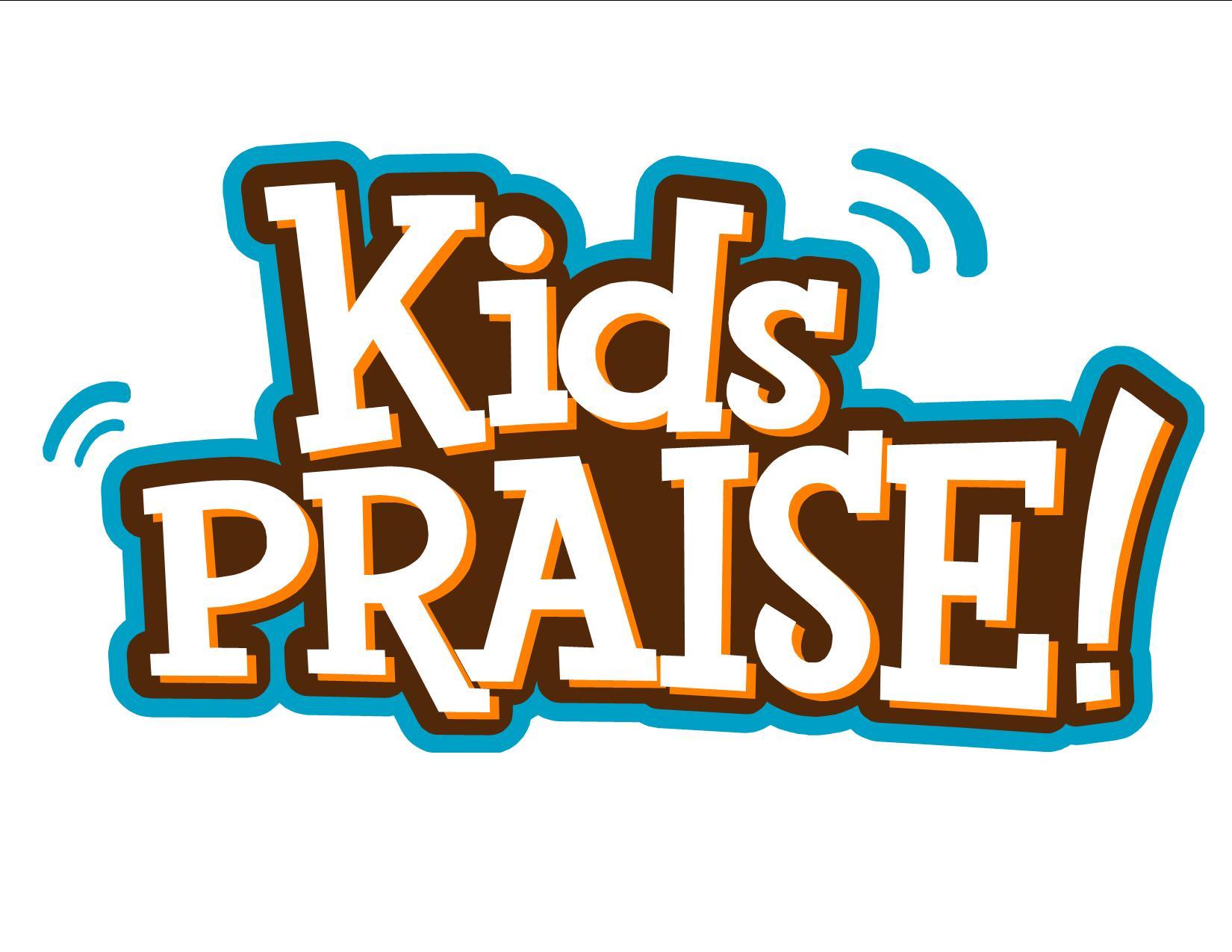Kids praise logo