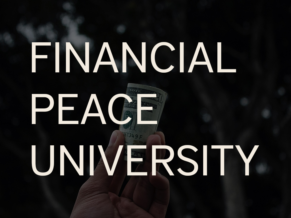 Pco reg financial peace