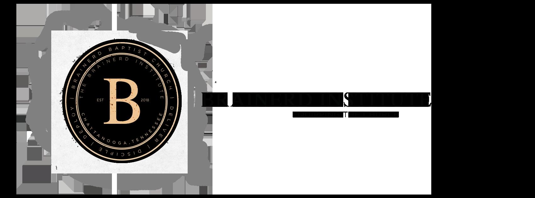 Brainerd institute header
