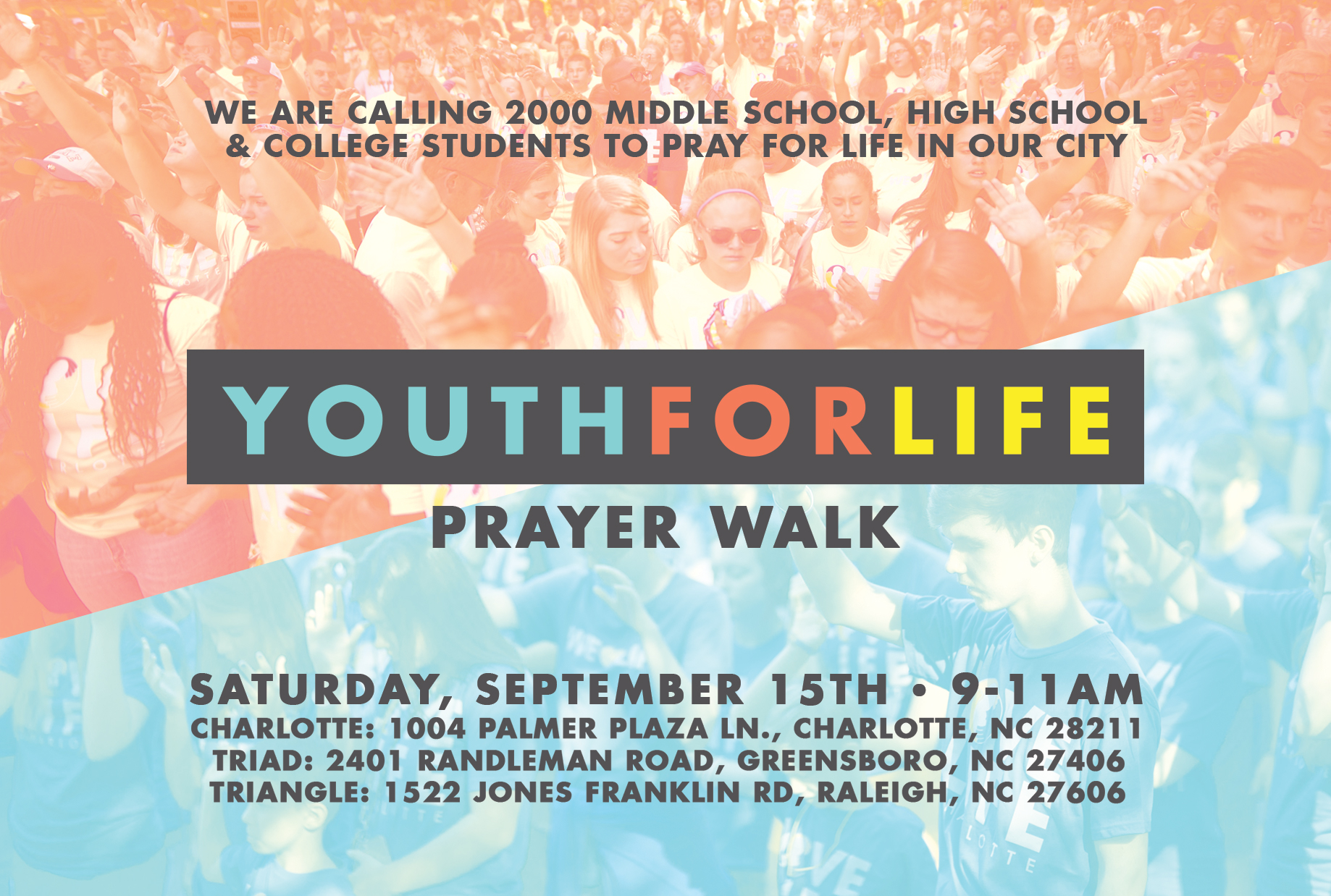 Youth for life flyer 01