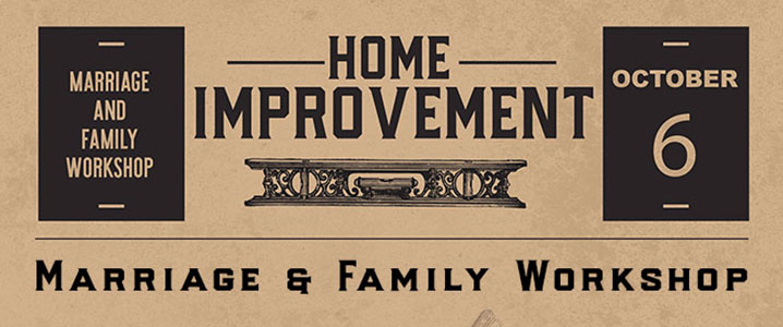 Home improvement header