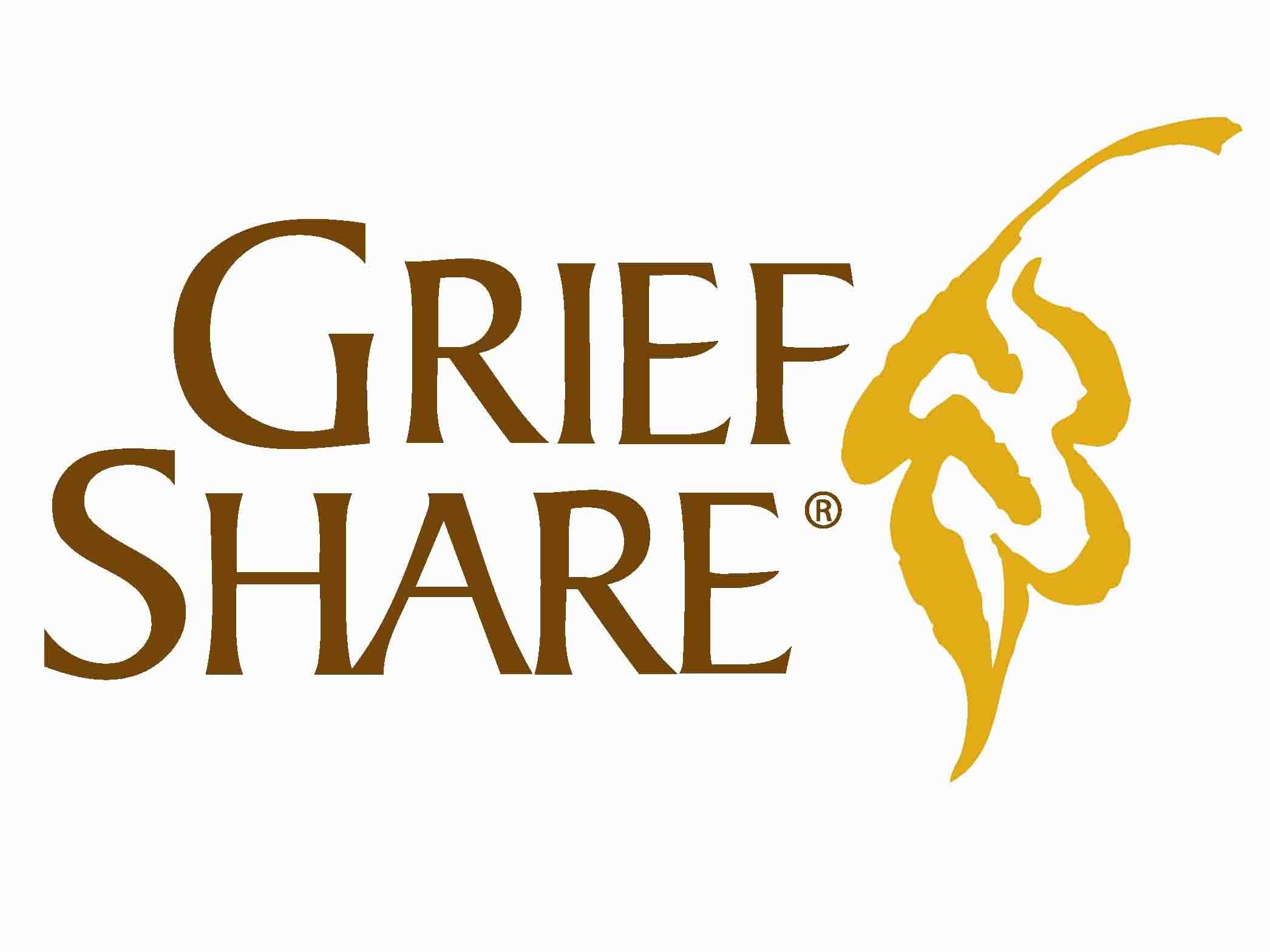 Grief share logo