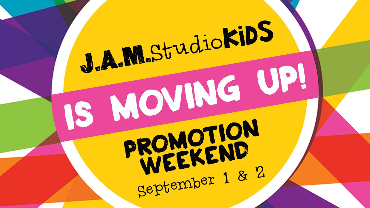 Jam promotion weekend