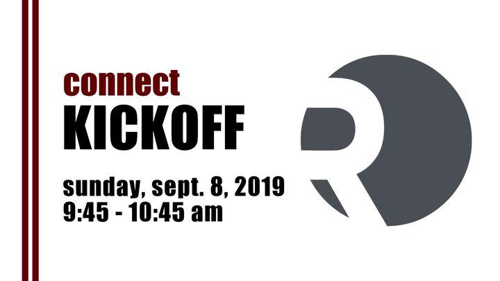 CONNECT KICKOFF logo image