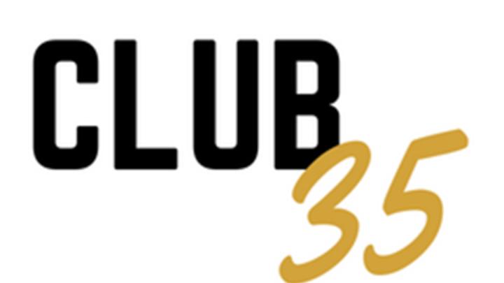 Club 35 logo image