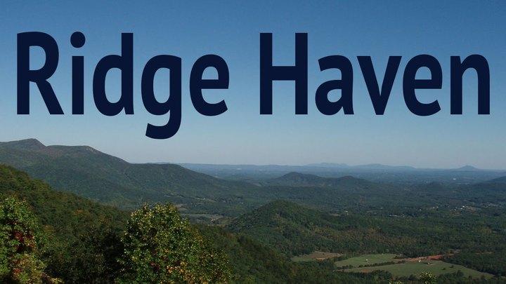 Ridgehaven High School Winter Retreat logo image