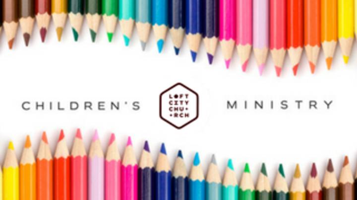 Children's Church Registration logo image