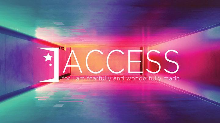 Access logo image