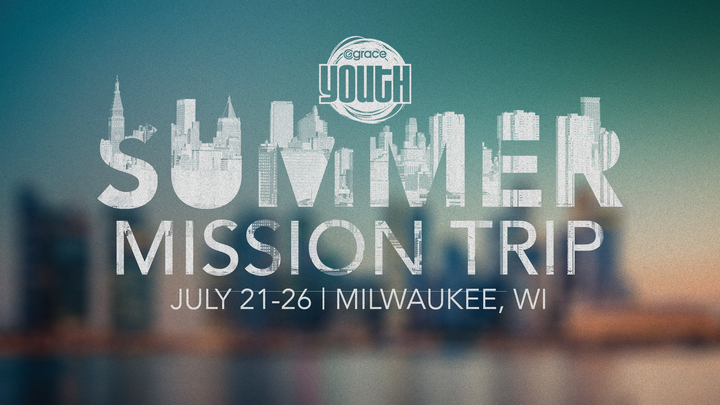 GraceYouth Mission Trip logo image