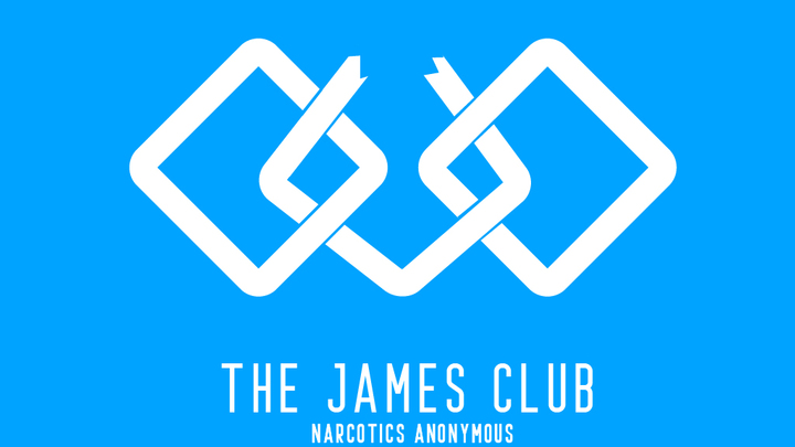 The James Club (NA - Narcotics Anonymous) 2019 logo image