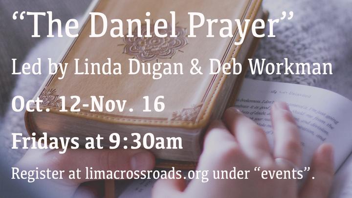 Medium daniel prayer ppt