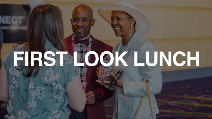 First Look Lunch (September 22) logo image