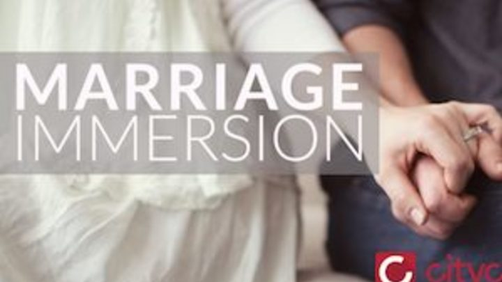 Marriage Immersion logo image