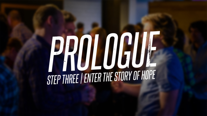 Step Three: Prologue logo image