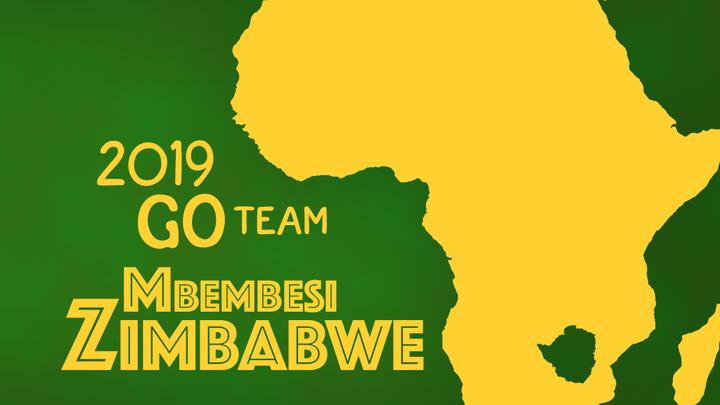 Mbembesi Zimbabwe Mission logo image