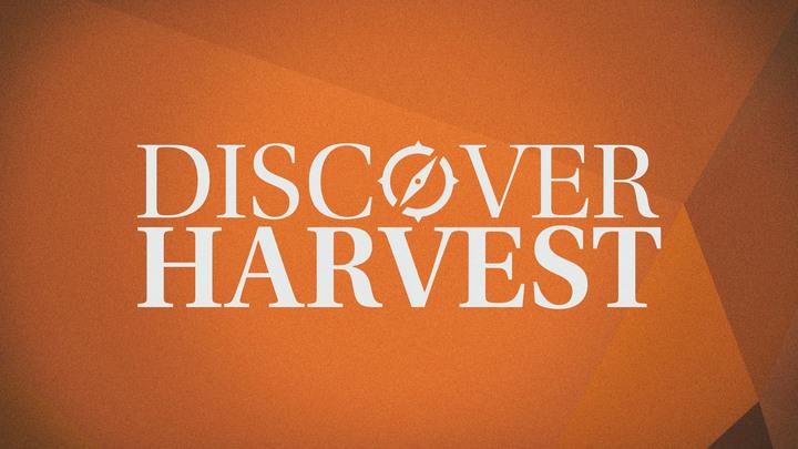 Discover Harvest logo image