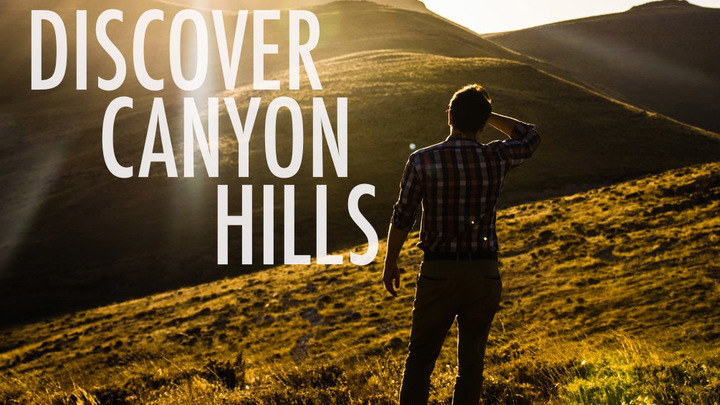 Discover Canyon Hills-Our Membership Class logo image