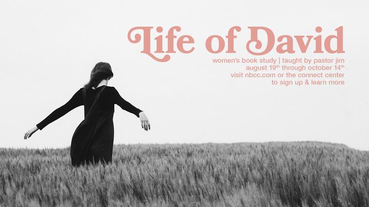 The LIFE of DAVID - A Women's Book Study (2019) logo image