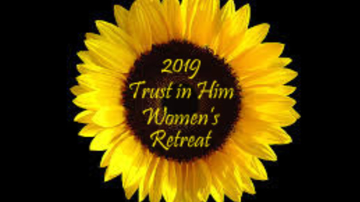 Women's 2019 Retreat Registration logo image