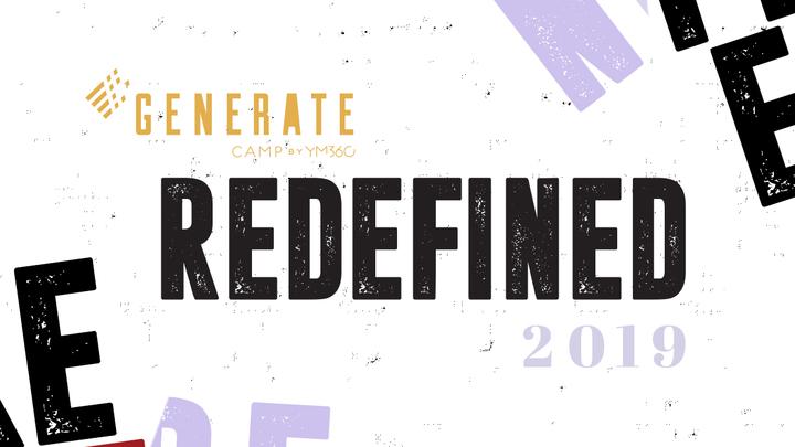 Generate Retreat logo image