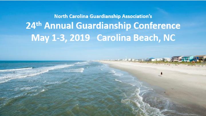 NC Guardianship Association 2019 Annual Conference logo image