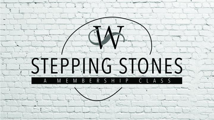 Stepping Stones Membership Class logo image