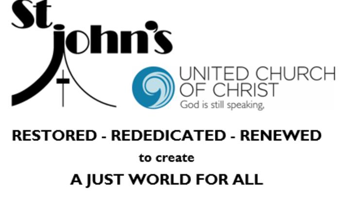 St. John's Sanctuary Re-dedication Dinner logo image