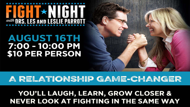 Fight Night - A Relationship Game-Changer logo image
